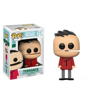 Funko Pop! South Park Terrance Vinyl Figure #11
